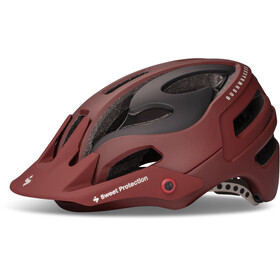 Sweet Protection Bushwhacker II Helmet matte earth red